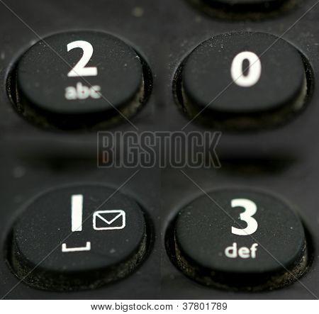 dark phone keypad,dial,2013