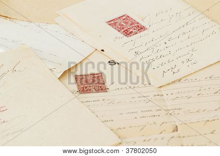 Very Old Handwritten Text Contract