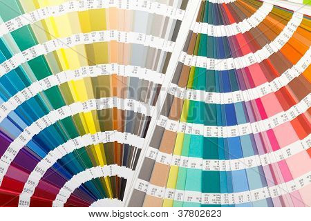 Open Color Guide Swatch