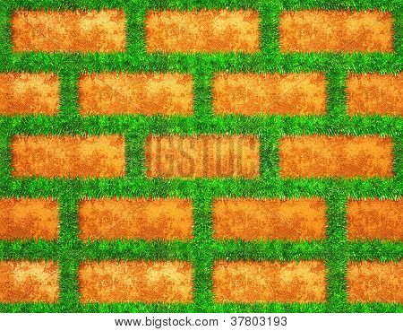 Tiles Bricks Wall