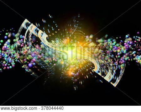 Molecular Event Horizon