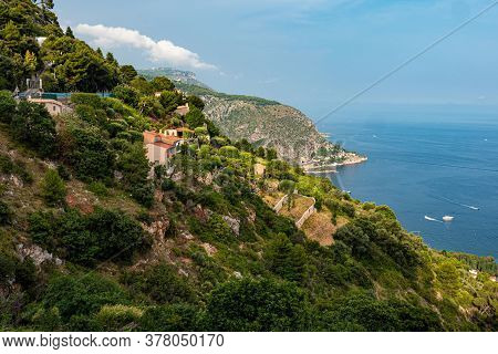 Amazing Cote D Azur Seaside In France - Travel Photography