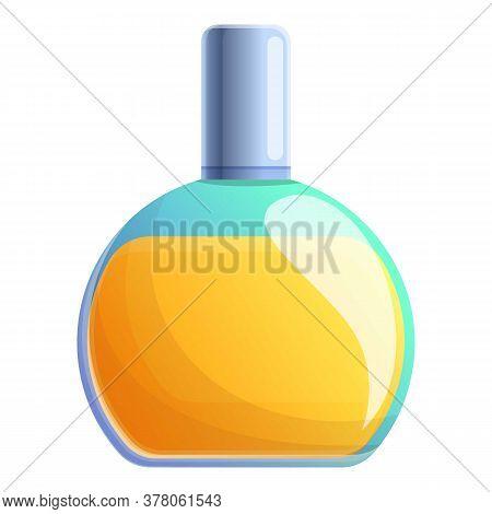 Dressing Room Perfume Bottle Icon. Cartoon Of Dressing Room Perfume Bottle Vector Icon For Web Desig