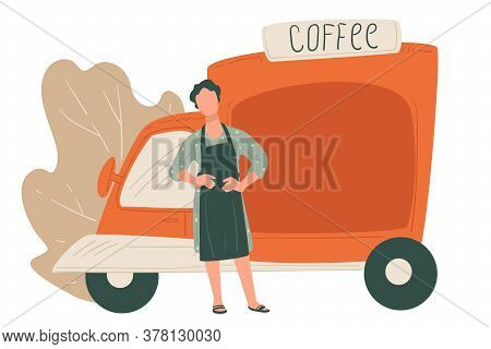 Coffee Truck, Seller Or Supplier, Cafe Or Shop