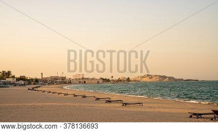 Beautiful Beaches In Qatar. Al Wakrah Beach