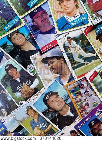 Chicago White Sox Baseball Cards