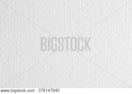 White Paper Texture. Can Be Used As Backgroung In Art Projects.