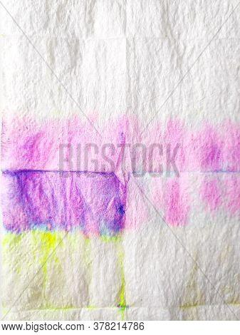 Distress Line Pattern. Lines Paintbrush Dirty Painting. Background Distress Line Pattern. Modern Org