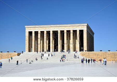 Ataturk Memorila Center