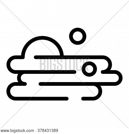 Digestion Stomach Liquid Icon. Outline Digestion Stomach Liquid Vector Icon For Web Design Isolated