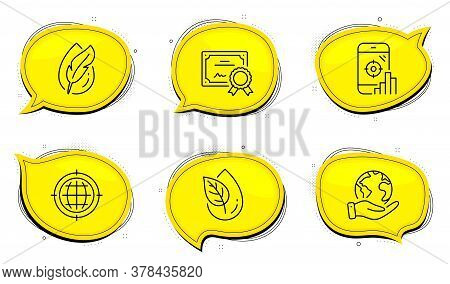 Seo Internet Sign. Diploma Certificate, Save Planet Chat Bubbles. Hypoallergenic Tested, Seo Phone A