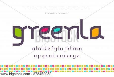 Elegant Modern Minimal Font. Modern Typeface. English Alphabet. Set Of Letters. Font Set For Logo, M