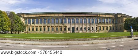 One Of The Oldest Galleries In The World - Alte Pinakothek, Munich