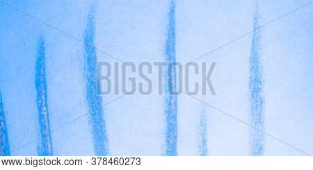 Distress Line Pattern. Stripes White Dirty Painting. Background Distress Line Pattern. Modern Baby W
