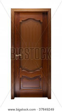 Old-fashioned Door