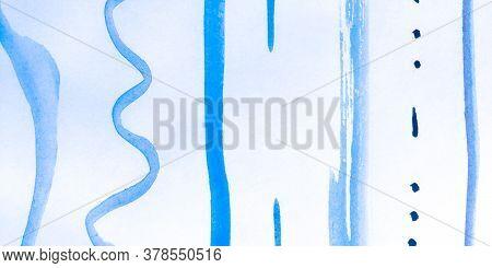 Distress Line Pattern. Line Marine Rough Decoration. Background Distress Line Pattern. Geometric Nat