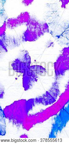 Seamless Water Color Pattern. Marble Splash Dyed Canvas. Background Seamless Water Color Pattern. Ac