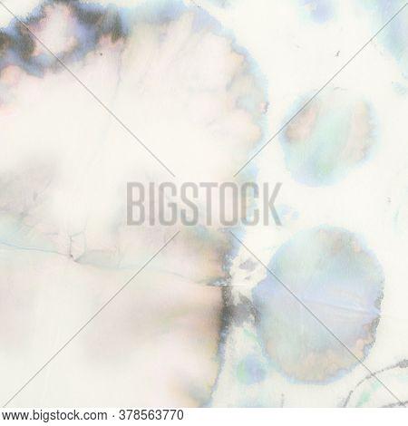 Watercolour Blured Paint. Blured Pastel Paint. Tender Colored Splash. Tie Dye Cloudy Texture. Pastel