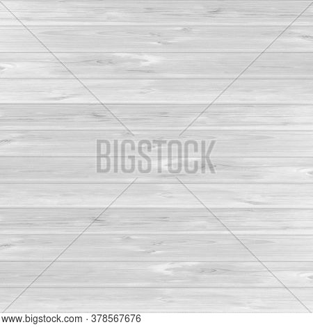 White Wood Wall Background Or Texture; Wood Texture With Natural Patterns Background
