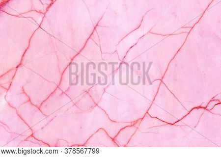 The Pink Marble Texture Background' Marble Wall Background