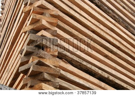 Angled Boards