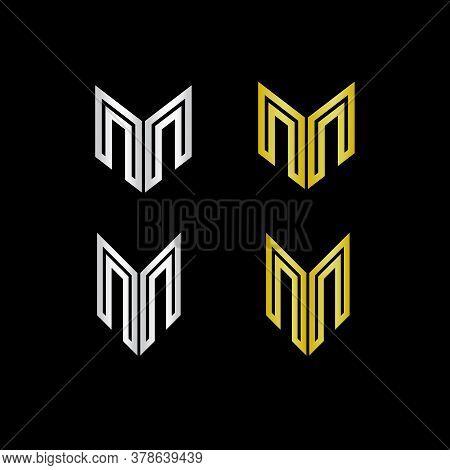 Letter M Logo, Letter M Icon, M Logo
