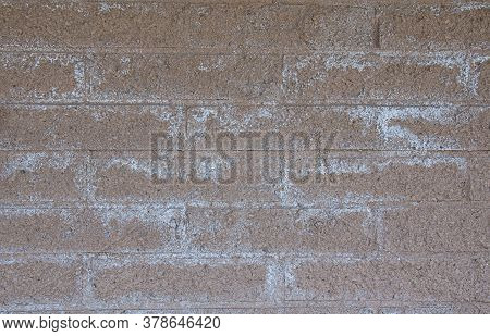 Weathered Brick Wall Texture For Backgrounds And Design Elements.