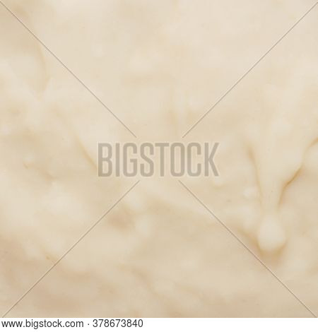 Oatmeal Jelly.herculean Jelly.background Of Oat And Oat Jelly.