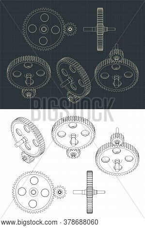 Gears Blueprints
