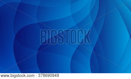 Blue Polygon Background2020-25