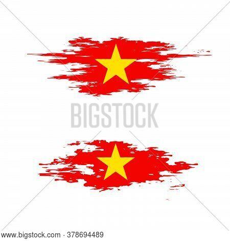 Independence Day Of Vietnam Illustration