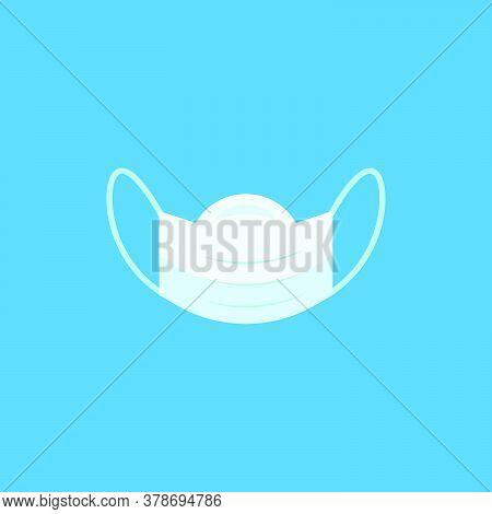 Mask Vector Illustration Icon