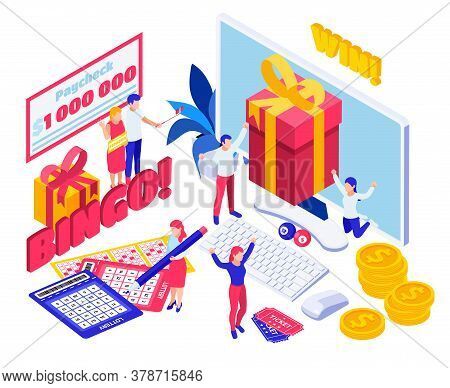 Lottery Jackpot Buying Tickets Online Scratch Cards Draw Results Winner Paycheck Prize Celebration I
