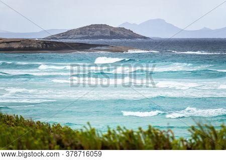 An image of a beach at Esperance Western Australia