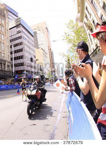 2012 Itu World Triathlon Grand Finals Auckland New Zealand