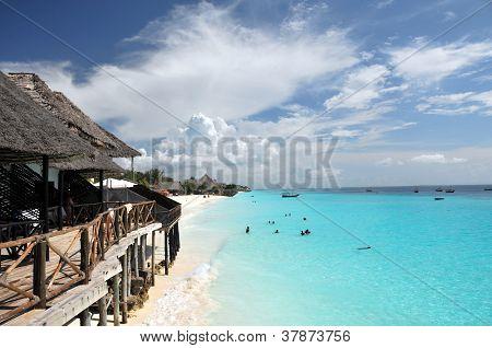 Sansibar-Strand