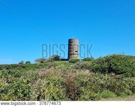 L'erée Headland, Loophole Tower, Guernsey Channel Islands