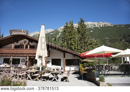 Local Restaurant Cafe For Sale Eat Drinks To Austrian People And Foreign Travelers Rest And Dining A