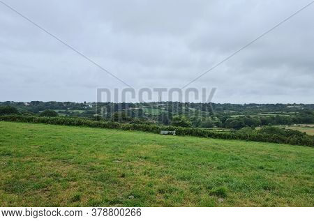 Castel Valley And Countryside, Guernsey Channel Islands