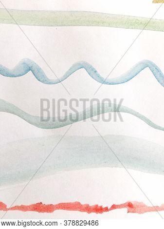 Distress Line Pattern. Strip Doodle Minimal Paint. Background Distress Line Pattern. Fashion Simple