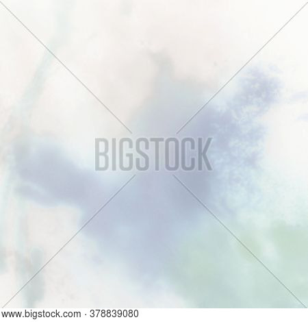 Watercolour Colored Splash. Multicolor Cloudy Splash. Watercolour Blured Pattern. Colored Rainbow Pa