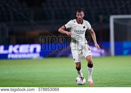 Torino (italy). 29th July 2020. Italian Serie A. Torino Fc Vs As Roma.bryan Cristante Of  As Roma  .