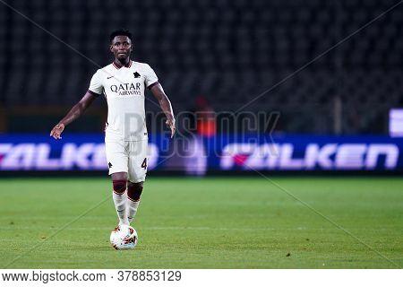 Torino (italy). 29th July 2020. Italian Serie A. Torino Fc Vs As Roma.amadou Diawara Of  As Roma  .