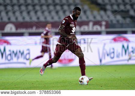 Torino (italy). 29th July 2020. Italian Serie A. Torino Fc Vs As Roma.nicolas N\'koulou Of Torino Fc