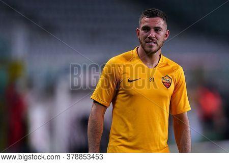 Torino (italy). 29th July 2020. Italian Serie A. Torino Fc Vs As Roma.jordan Veretout Of  As Roma  .