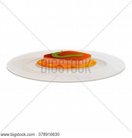 Chili Molecular Cuisine Icon. Cartoon Of Chili Molecular Cuisine Vector Icon For Web Design Isolated