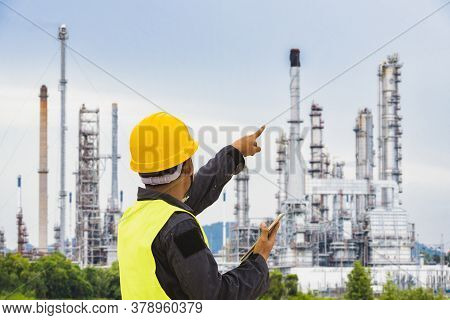 Engineering Control Of Oil Refinery