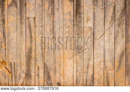 Closeup Detail Of Old Wood Texture Background