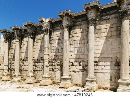 Hadrian Library, Athens