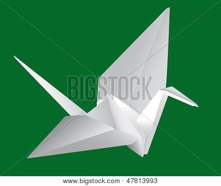 Japanese Paper Crane